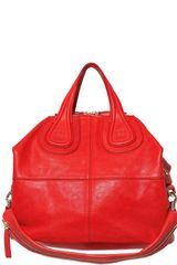 Givenchy Medium Nightingale Zanzi Leather Bag - Lyst