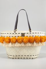 Tory Burch Beachy Norah Bucket Tote Bag  - Lyst