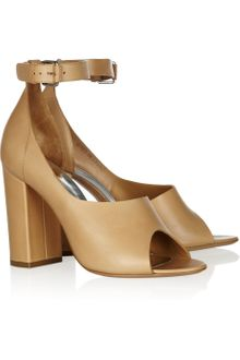 3.1 Phillip Lim Cody Leather Pumps - Lyst