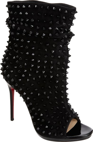 Christian Louboutin Guerilla in Black