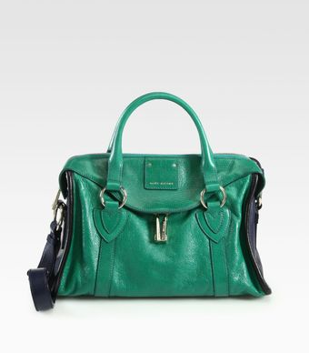 Marc Jacobs Fulton Small Satchel - Lyst