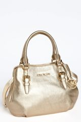 Michael by Michael Kors Bedford Medium Satchel - Lyst