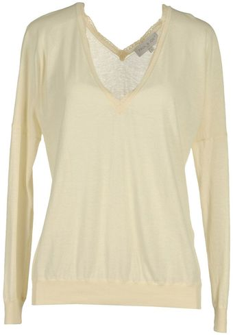 Paul & Joe Long Sleeve Sweater - Lyst