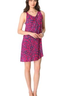 See By Chloé Blossom Print Tank Dress - Lyst