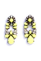Shourouk Mia Earrings - Lyst