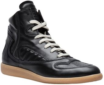 Maison Martin Margiela High Top Sneaker - Lyst
