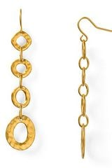 Lauren by Ralph Lauren Lauren Link Drop Earrings - Lyst