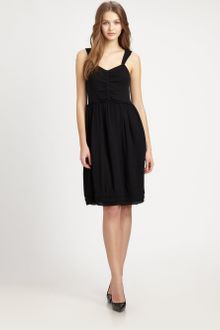 Burberry Brit Jayne Sleeveless Dress - Lyst