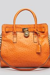 Michael Kors Michael Tote Hamilton North South - Lyst