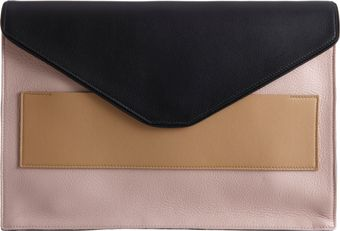 Narciso Rodriguez Large Envelope Clutch - Lyst