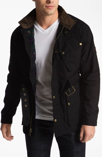 Penfield Walpole Wax Coated Jacket - Lyst