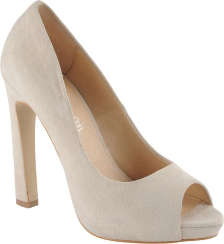Aldo Worstell Pumps in Beige (bone) - Lyst