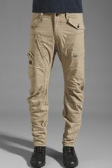 G-star Raw Aero Powel 3d Loose Tapered Pant - Lyst