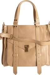 Proenza Schouler Tote Small Leather - Lyst