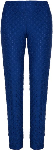 Missoni Plain Pants - Lyst