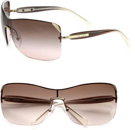 5dc9da1bb25b Prada Rimless Glasses