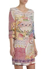 Mary Katrantzou Pound Dress - Lyst