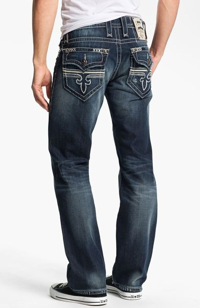 Rock Revival Mens Jeans Cheap