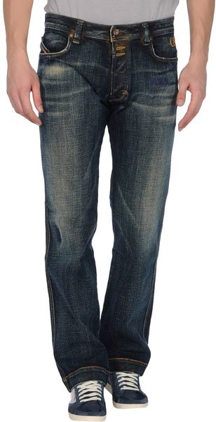 Diesel Denim Pants in Blue for Men