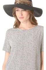 Eugenia Kim Honey Sequined Sun Hat - Lyst
