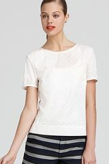 Marc By Marc Jacobs Top Fidela Dot Drop - Lyst