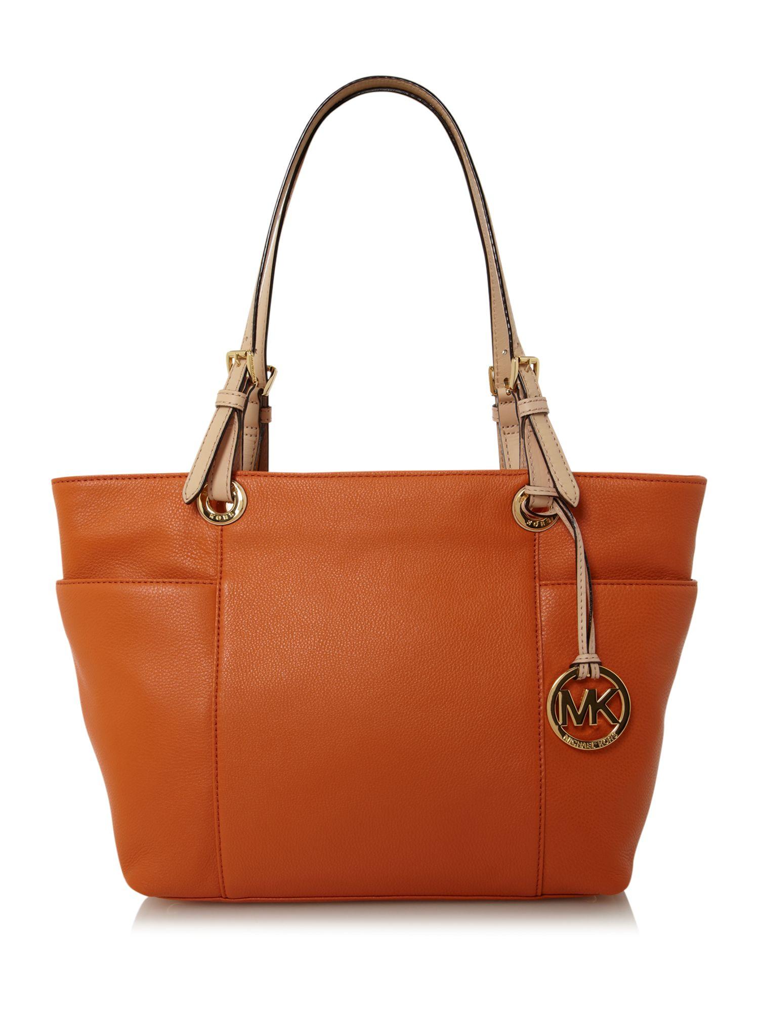 1781386d9a80 Michael Kors Handbags Orange Tote   Stanford Center for Opportunity ...