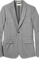 Rag & Bone Phillips Unstructured Cotton Blazer - Lyst