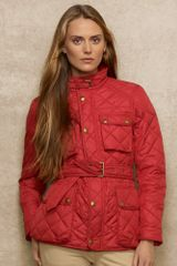 Ralph Lauren Blue Label Diamondquilted Jacket - Lyst