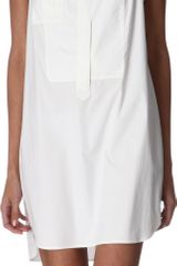 Alexander Wang Shirt Dress - Lyst