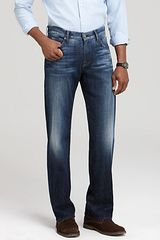 7 For All Mankind 7 For All Mankind Jeans Austyn Relaxed Fit in Washed Denim - Lyst