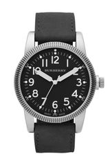 Burberry Military Watch - Lyst