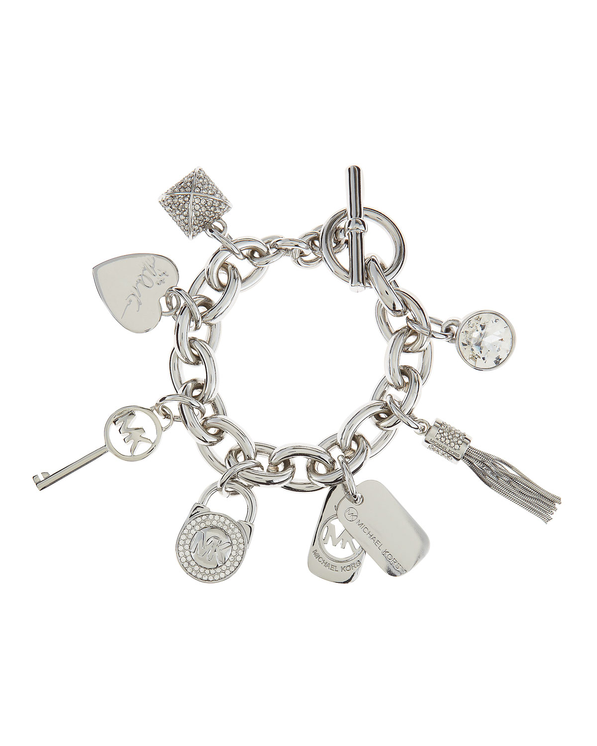 Gallery Previously Sold At Last Call Women S Michael Kors Charm