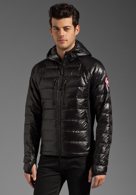 canada goose mens hybridge lite jacket