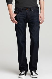 Diesel Larkee Straight Fit Jeans - Lyst