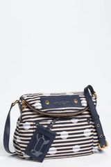 Marc By Marc Jacobs Preppy Nylon Natasha Print Crossbody Bag - Lyst