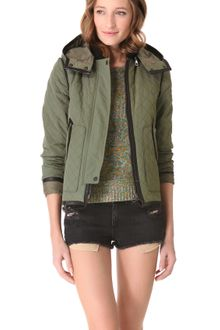 Rag & Bone Wynn Quilted Jacket - Lyst