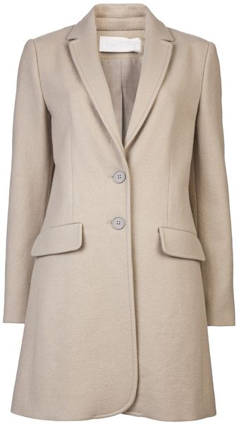 Cacharel Coat - Lyst