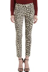 Thakoon Addition Leopard Trousers - Lyst