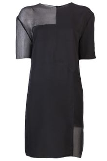 Alexander Wang Block Dress - Lyst