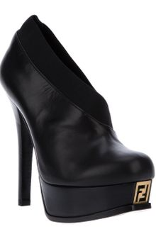 Fendi Platform Shoe Boot - Lyst