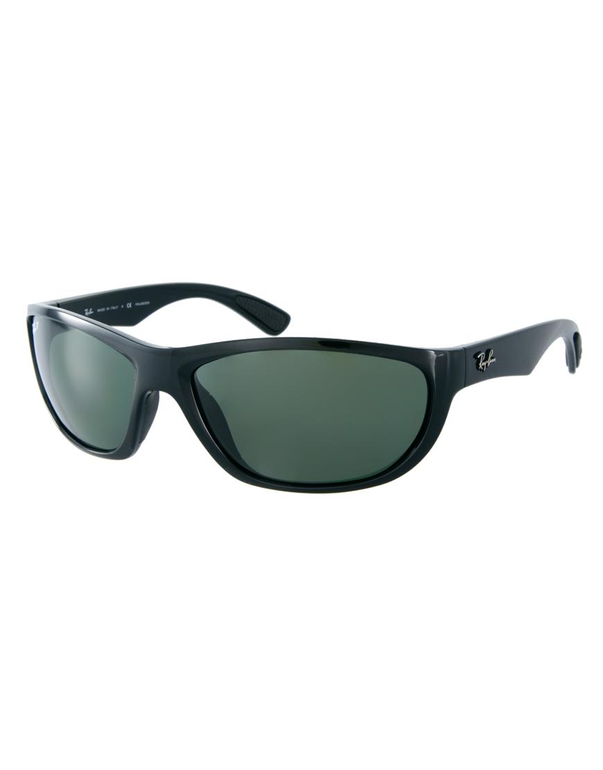 Schwarze Ray Ban Sonnenbrille