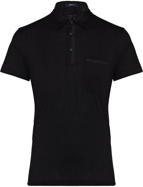 Nylon Polo Shirt 76