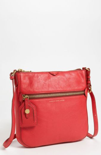 Marc By Marc Jacobs Globetrotter Kit Calley Leather Crossbody Bag - Lyst