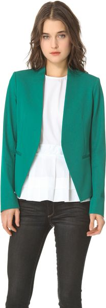 Theory Lanai Bi-Stretch Blazer - Lyst