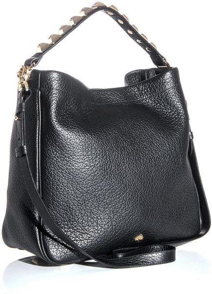 Mulberry Eliza Hobo Bag In Black Lyst