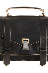 Proenza Schouler Ps1 Medium Doublesided Leather - Lyst