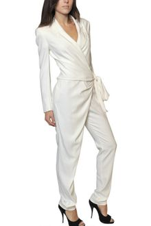 Viktor & Rolf Stretch Viscose Cady Jumpsuit - Lyst