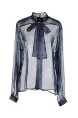 D&G Long Sleeve Shirt - Lyst