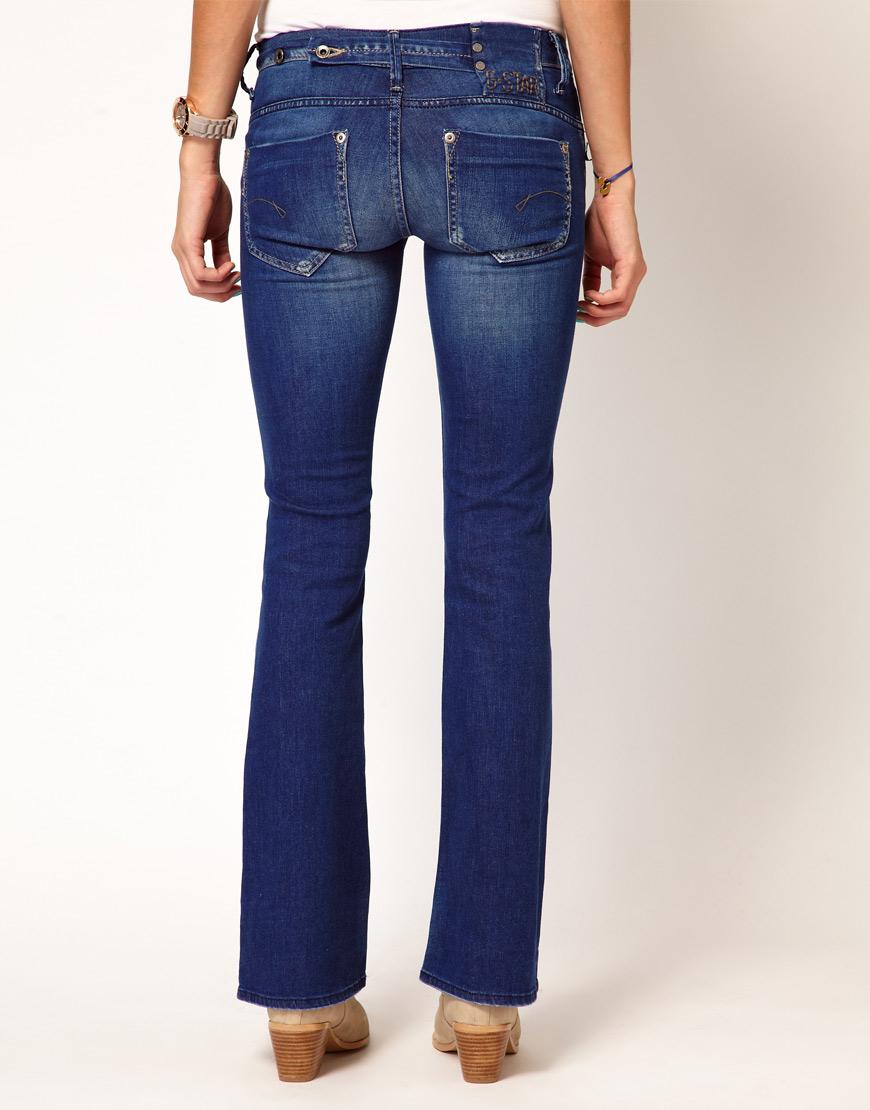 G star raw midge bootcut jeans