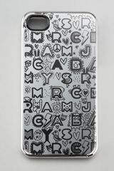 Marc By Marc Jacobs Iphone 4 and 4s Case  - Lyst
